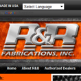R & B Fabrications Inc.